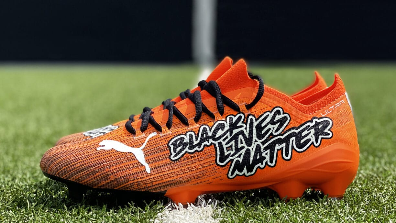Kevin Prince Boateng Black Lives Matter Ultra Football Boots