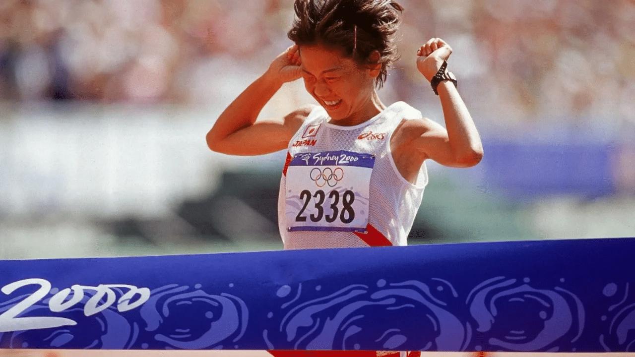 Naoko Takahashi, 2000 Olympic Marathon Champion