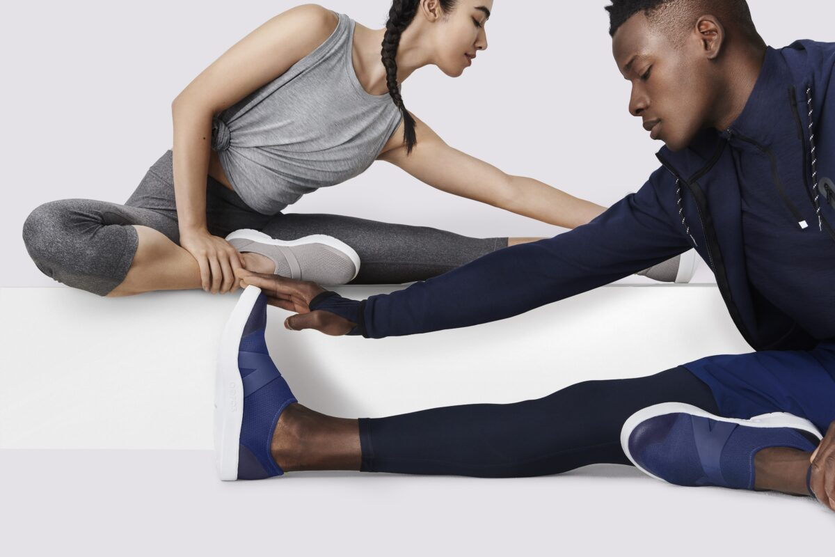 Footwear With Function, The Sports Recovery Shoe Making Its Mark In The Fitness World