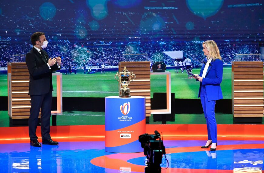 Pools Confirmed For Rugby World Cup 2023 In France