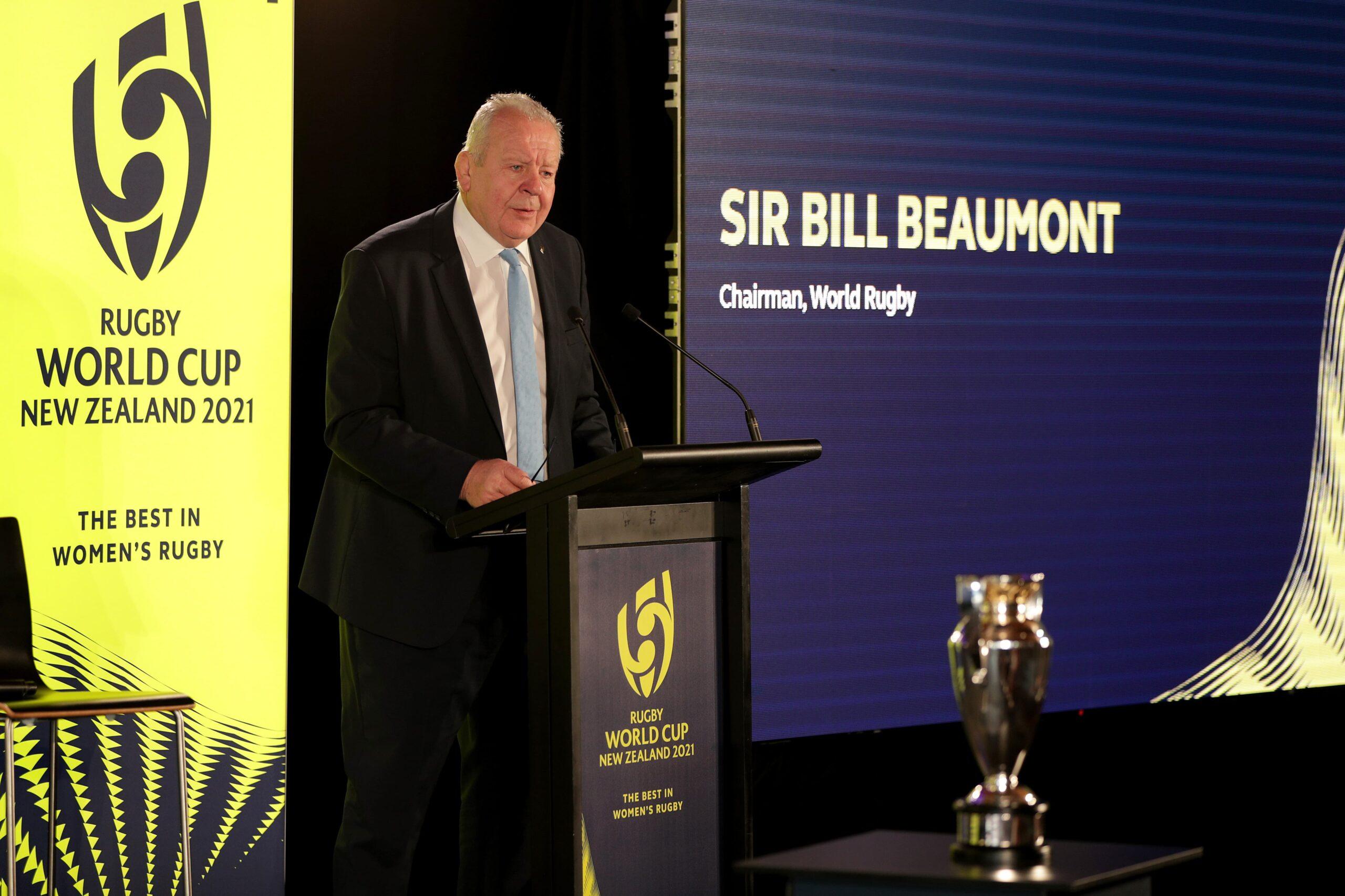 Sir Bill Beaumont Open Letter Regarding Player Safety