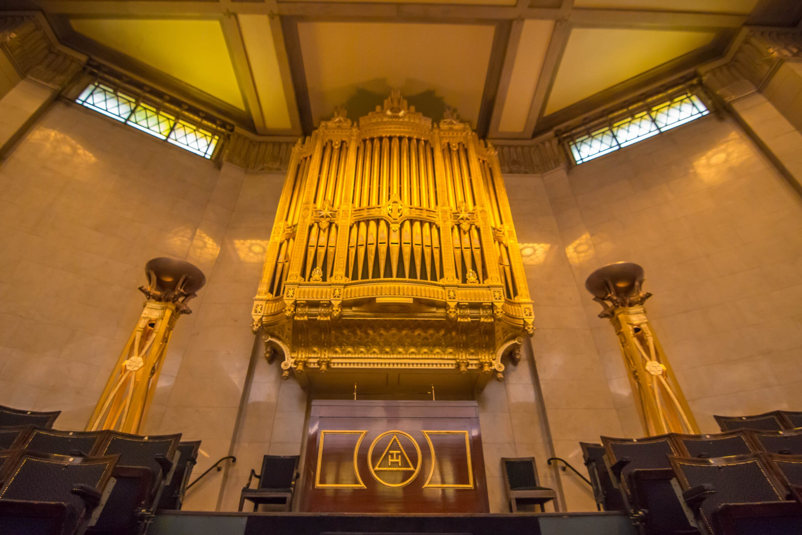 Freeemasons' Hall Virtual Organ Concert This December