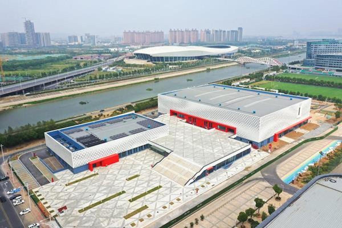 World Athletics Indoor Championships in Nanjing