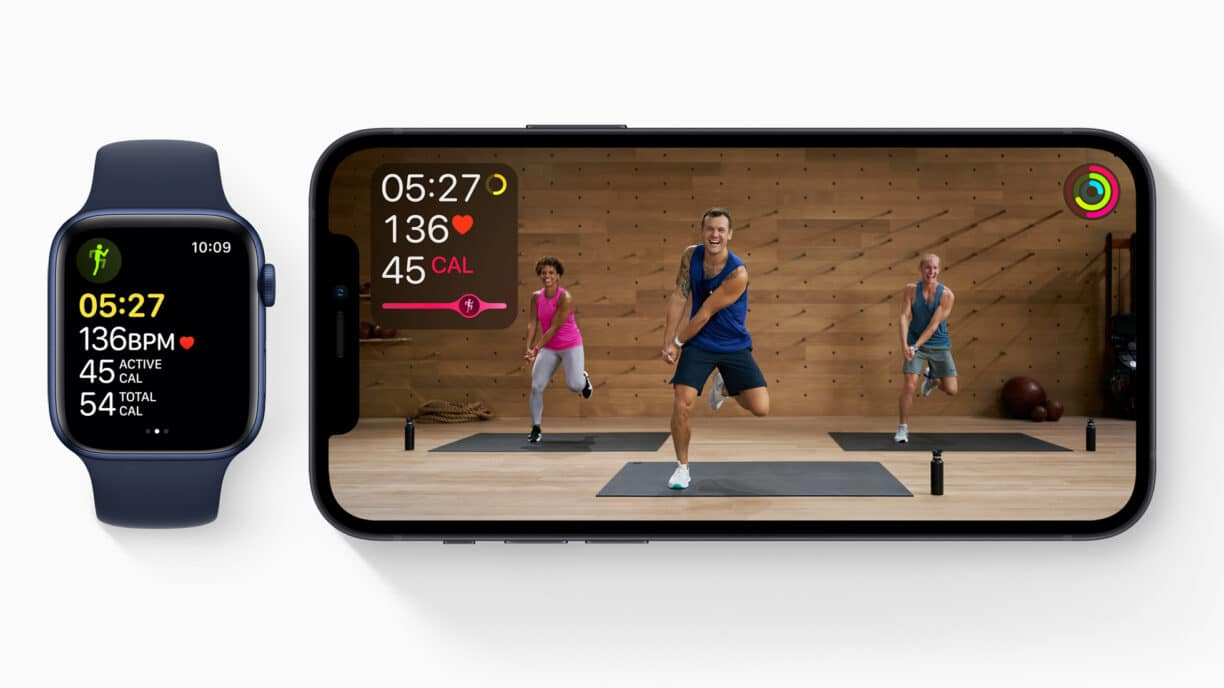 what is Apple Fitness+