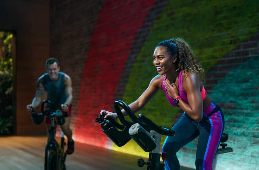 The First Fitness Experience Built Around Apple Watch
