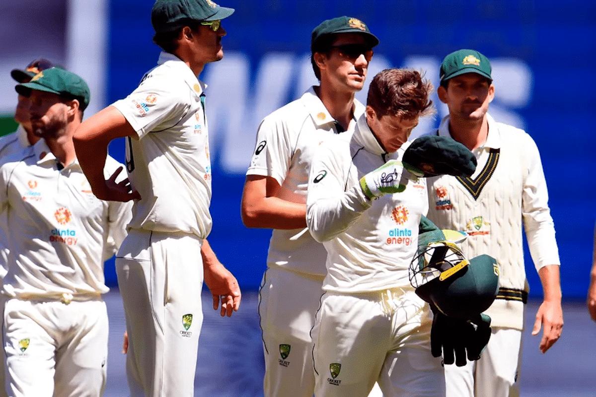 Australia Fined Against India