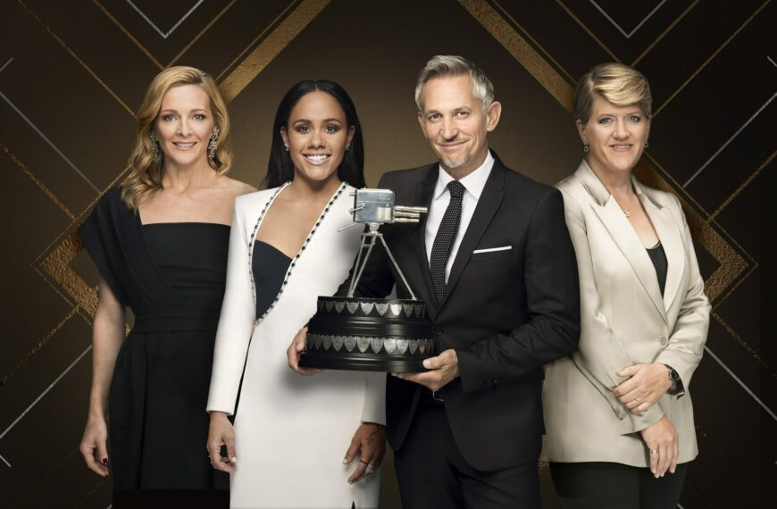 BBC Sports Personality Of The Year 2021 To Come Live From Salford