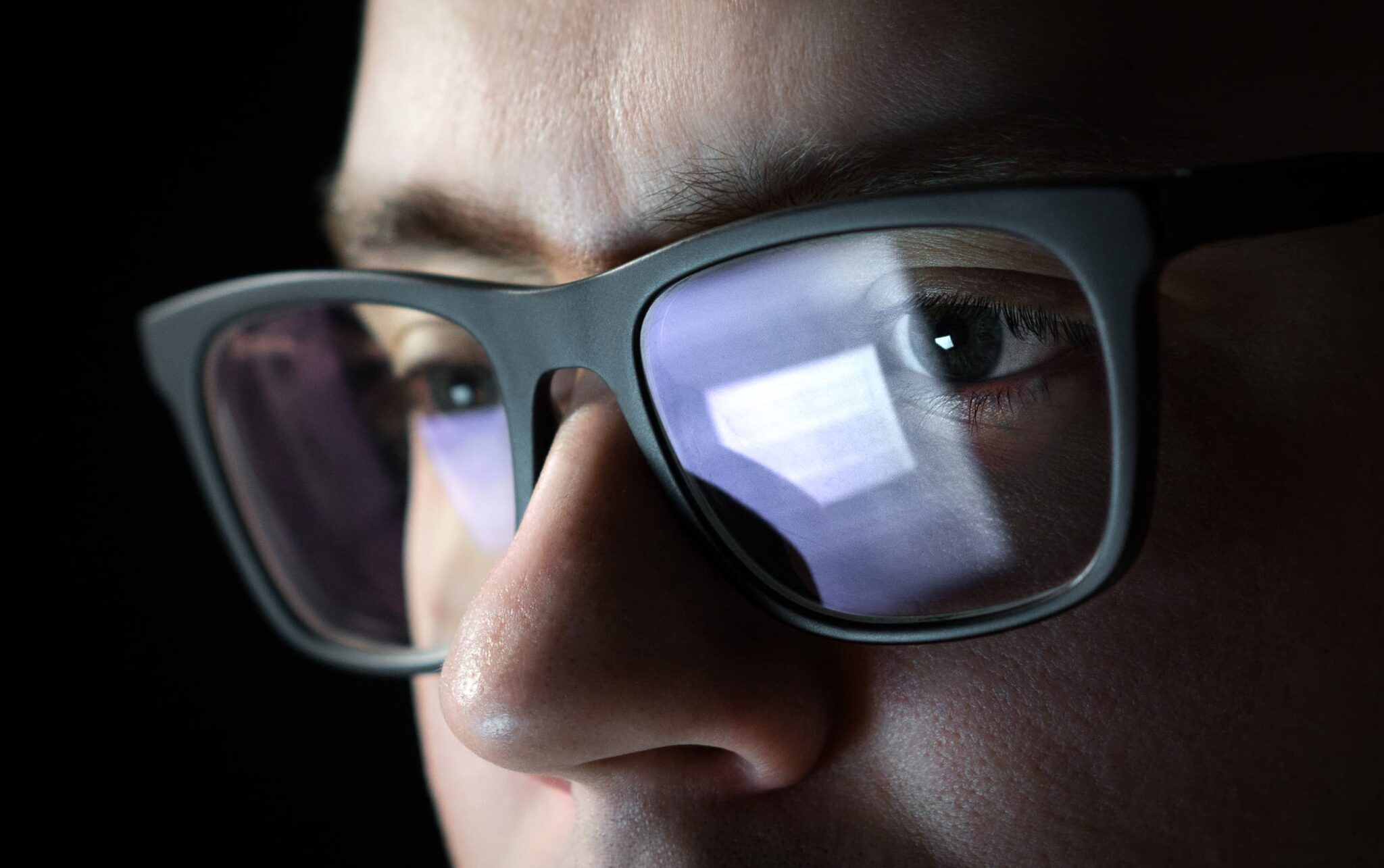Could Trendy Blue Light Glasses Help With Eye Fatigue?