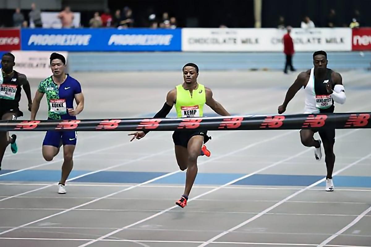 Boston Athletics Indoor Tour Dates