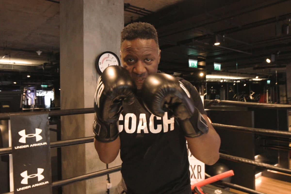 A Boxing Day Boxercise Workout To Help You Burn Off Your Christmas Dinner