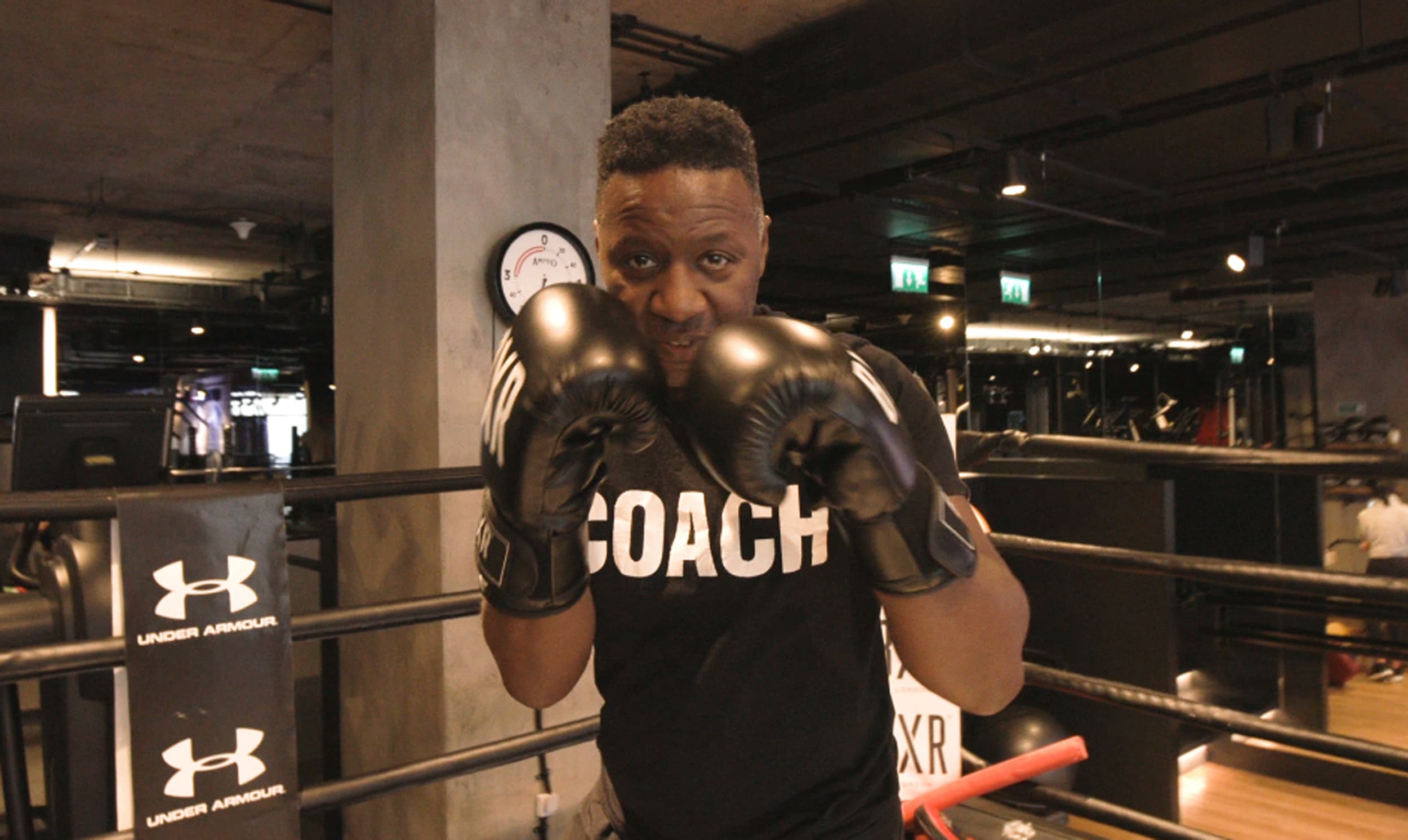 Boxercise Workout