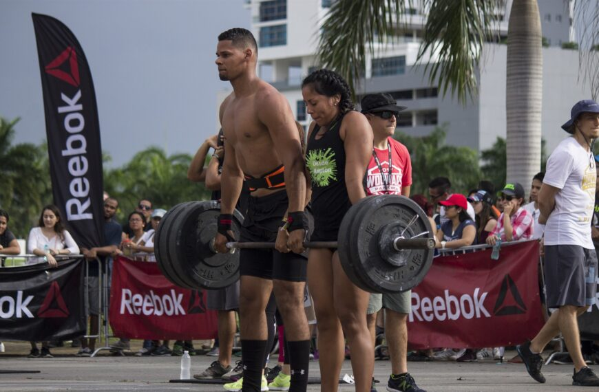The Exponential Growth of CrossFit and the Vitamins Essential for Muscle Maintenance