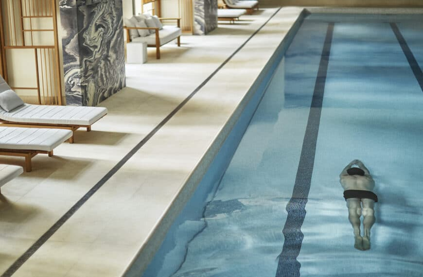 Four Seasons Hotel New York Debuts Club27, An Exclusive Health And Wellness Membership Club