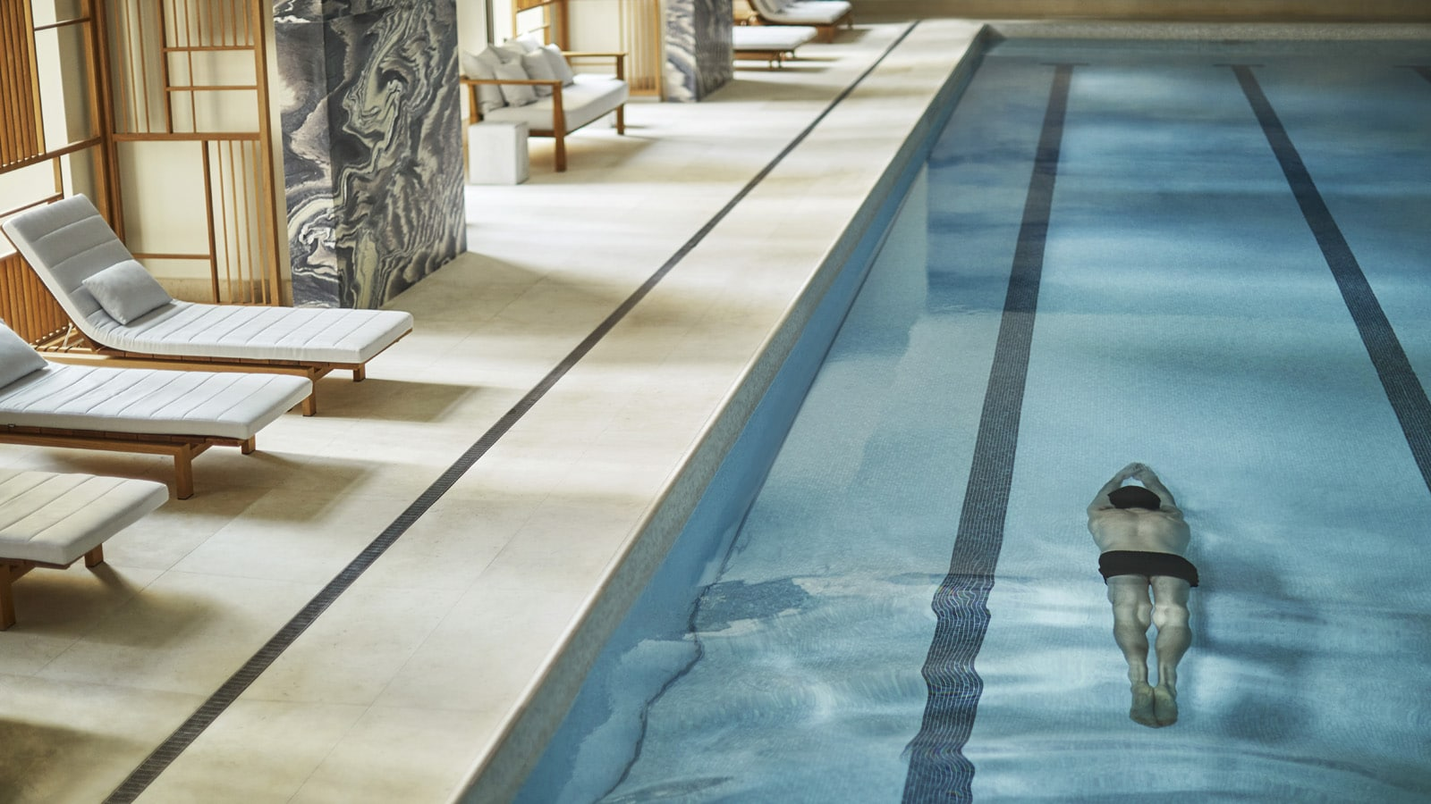 Four Seasons Hotel New York Exclusive Health And Wellness Membership Club