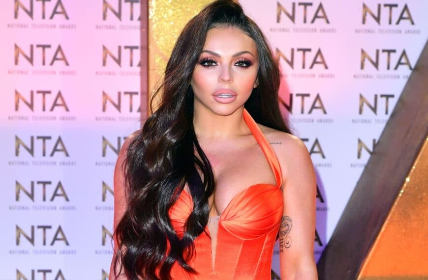 """Jesy Nelson """"Living Up To Expectations Is Hard"""""""