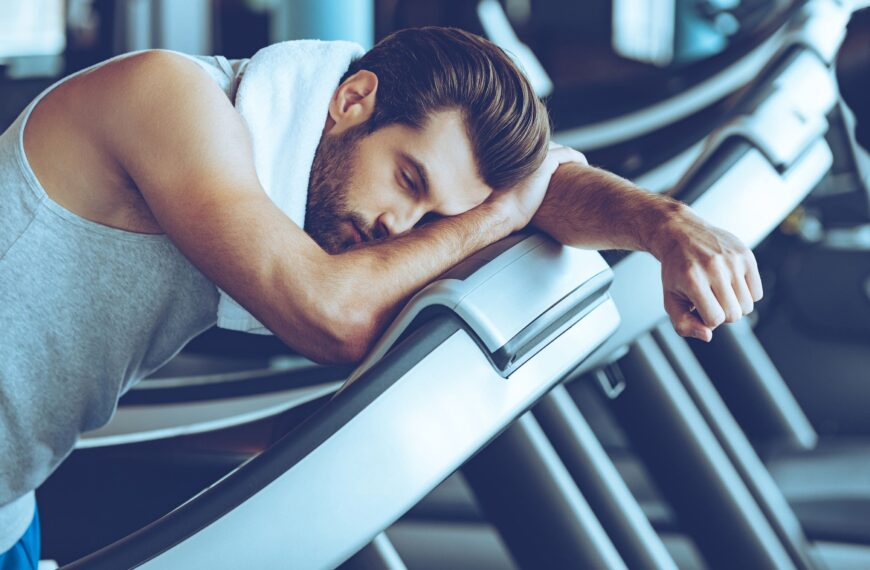 This Is Why You Should Never Workout With A Hangover