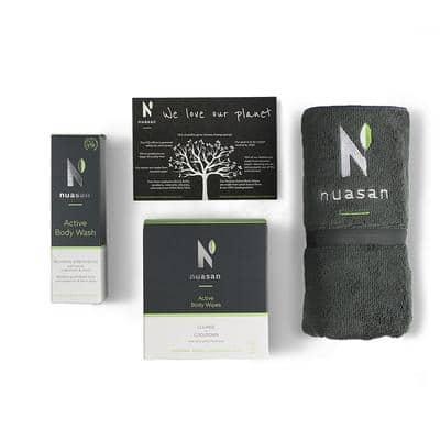 nuasan active bodycare