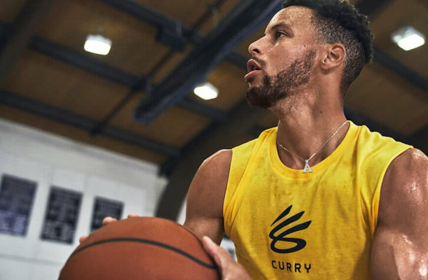 Stephen Curry and Under Armour Launch The Curry Brand, Aimed To Change The Game For Good