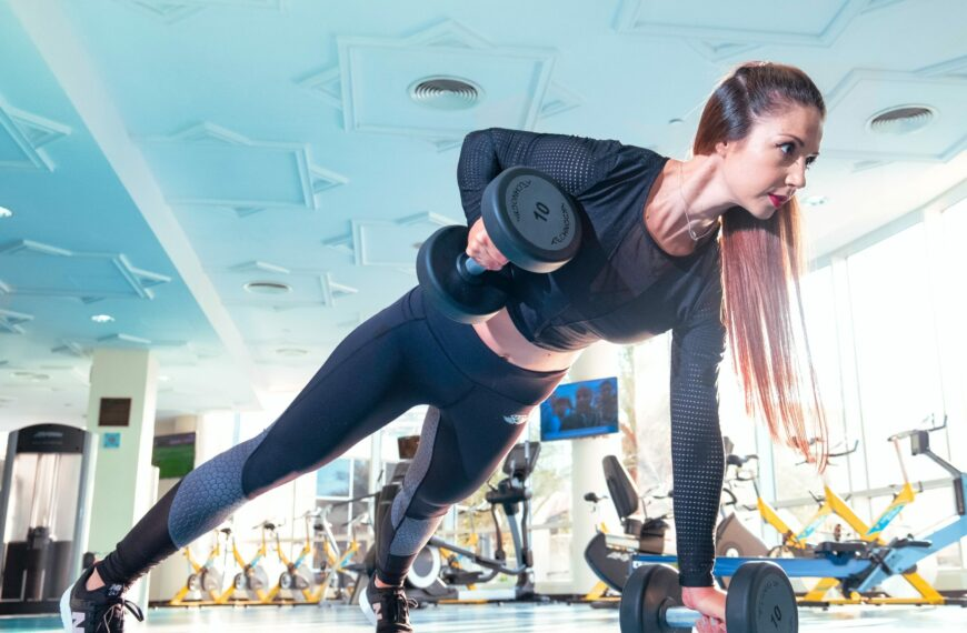 Covid-19 Rates In Gyms And Leisure Facilities