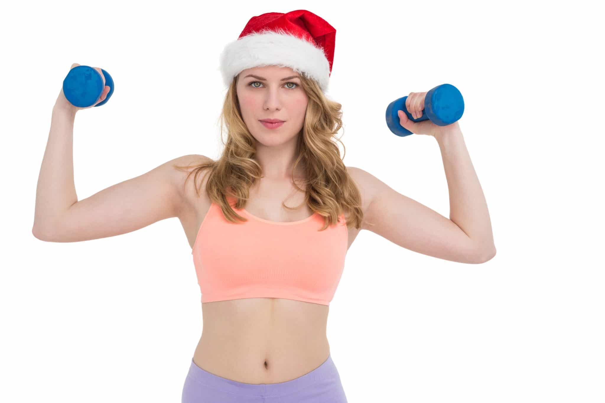 Can't Get To The Gym This Christmas what workouts can i do
