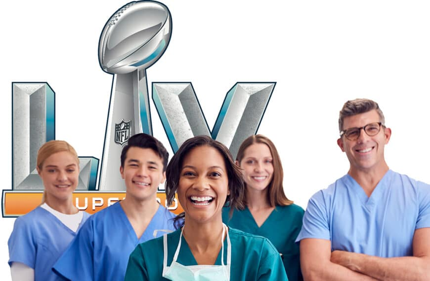 Free Super Bowl Tickets From The NFL For Health Care Workers