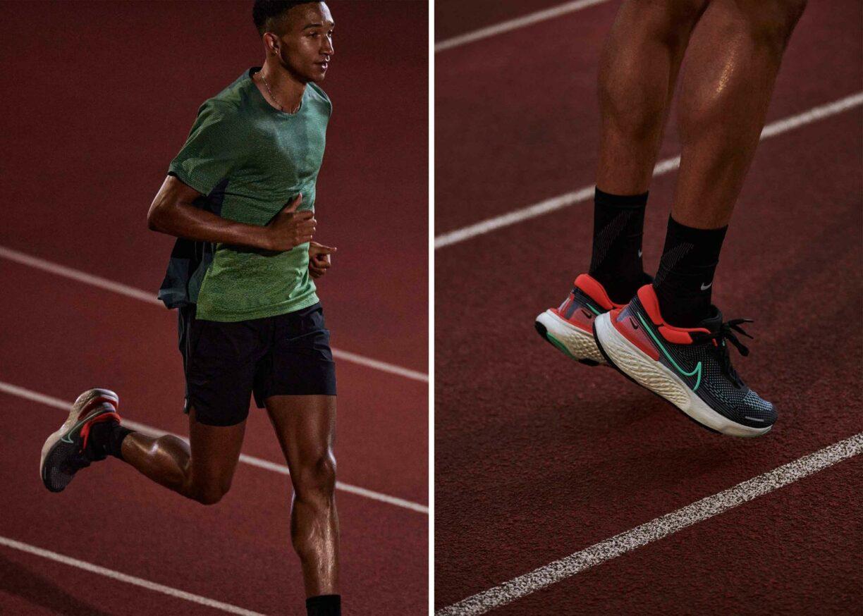 Nike React Infinity Run 2 and the Nike ZoomX Invincible3
