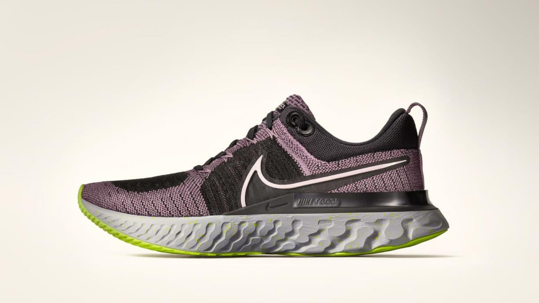 Nike React Infinity Run 2 and the Nike ZoomX Invincible4