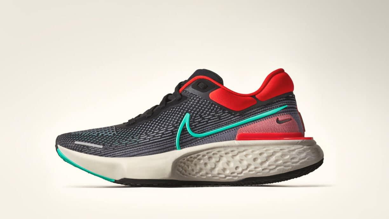 Nike React Infinity Run 2 and the Nike ZoomX Invincible5