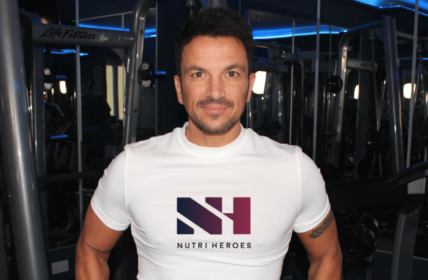 New Fitness & Nutrition App Nutri Heroes Allows You To Workout With The Stars!