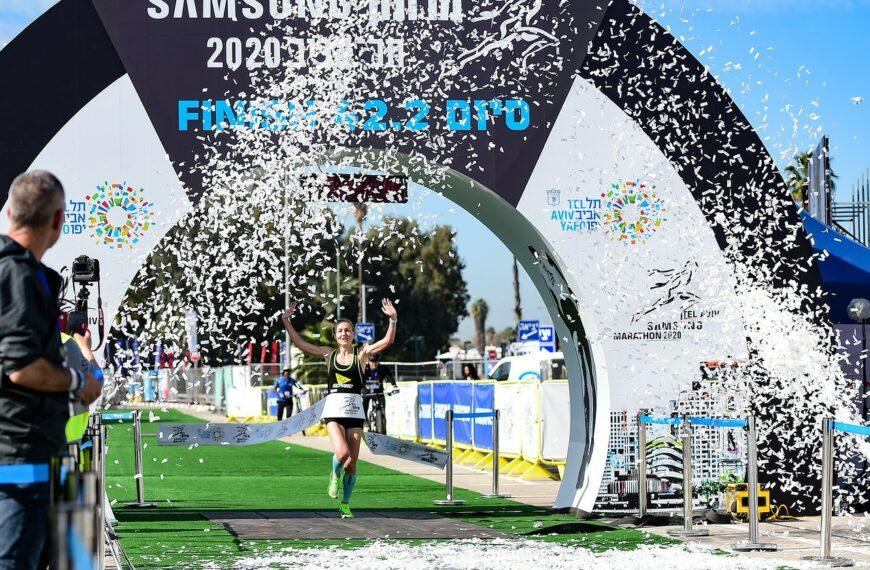 Tel Aviv Samsung Marathon 2021 – Arriving In Your Hometown!