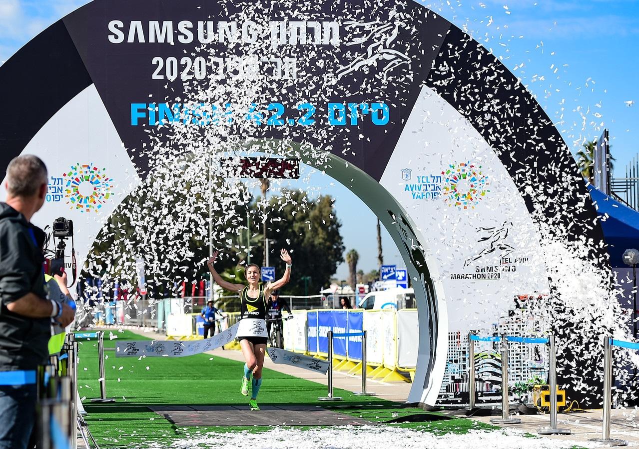 Tel Aviv Samsung Marathon 2021