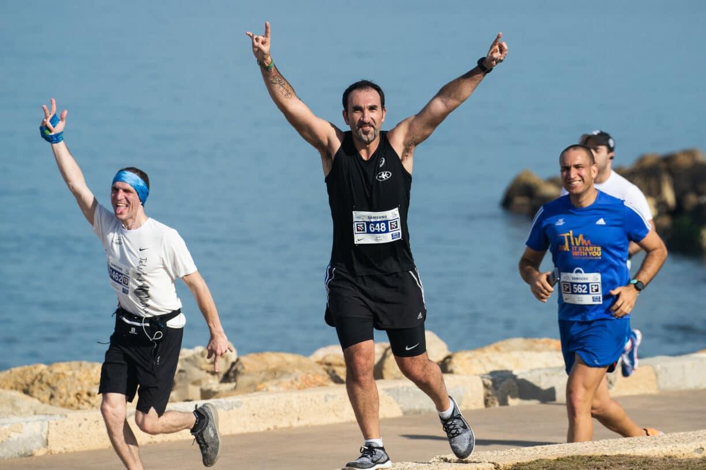 Tel Aviv Marathon 2021