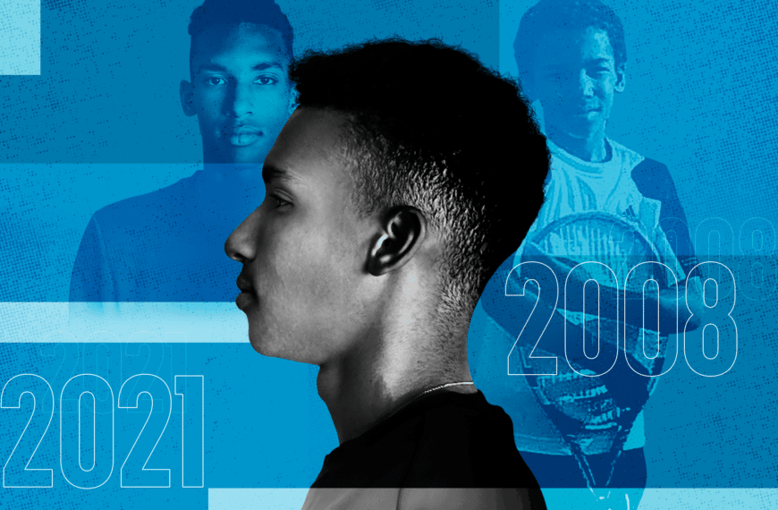 Tennis Star Félix Auger-Aliassime Joins The Adidas Line Up Of World Class Athletes