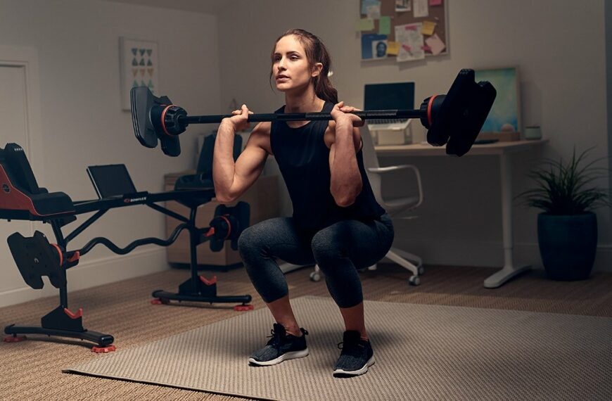 US Sell-Out Success BOWFLEX Lands This Side Of The Atlantic