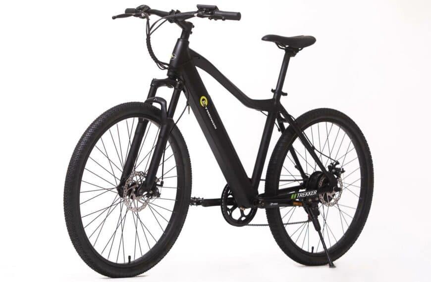 City, Fly and Trekker E-Bikes