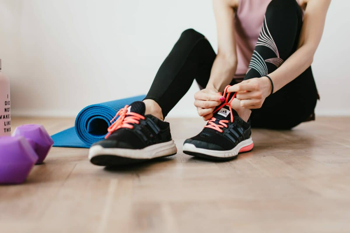 How to Clean Your Home Workout Gear