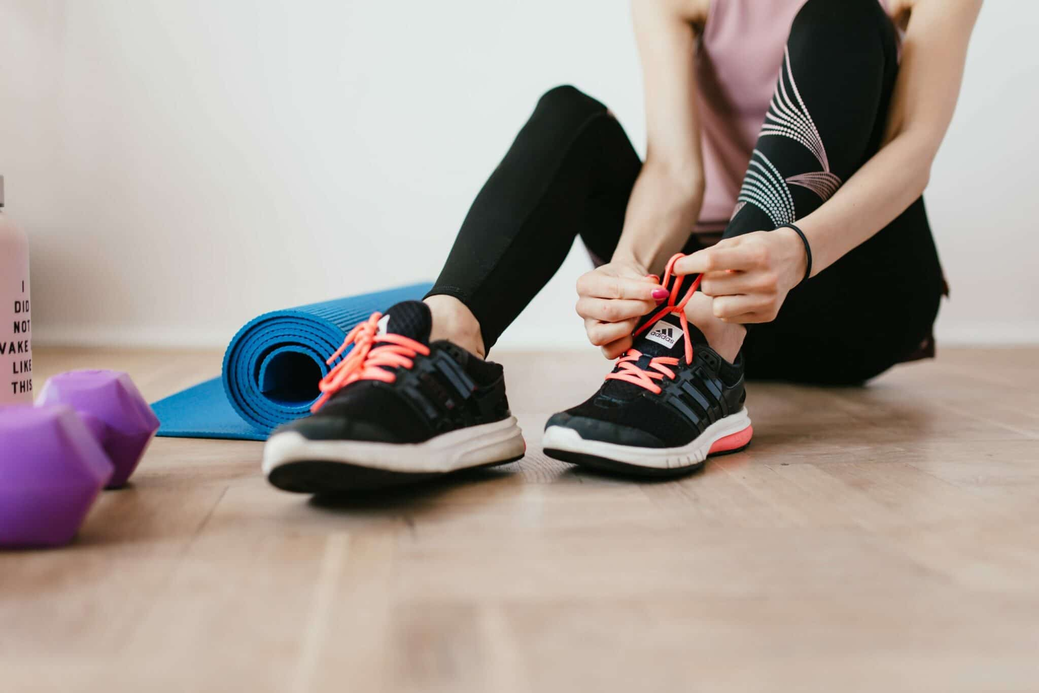 How to Clean my Home Workout Gear