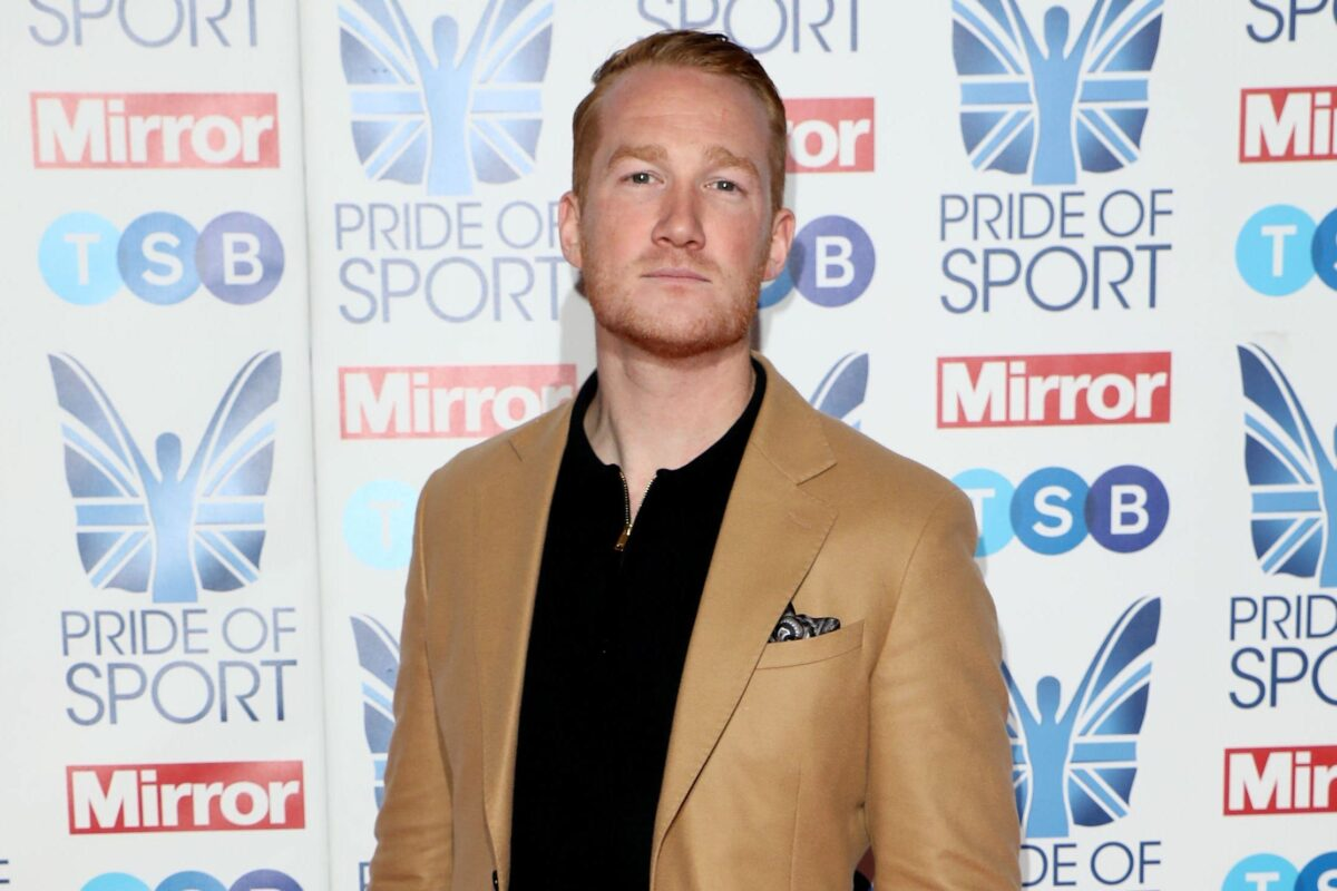 Olympic Hero Greg Rutherford Tips For Keeping Kids Exercising During Lockdown