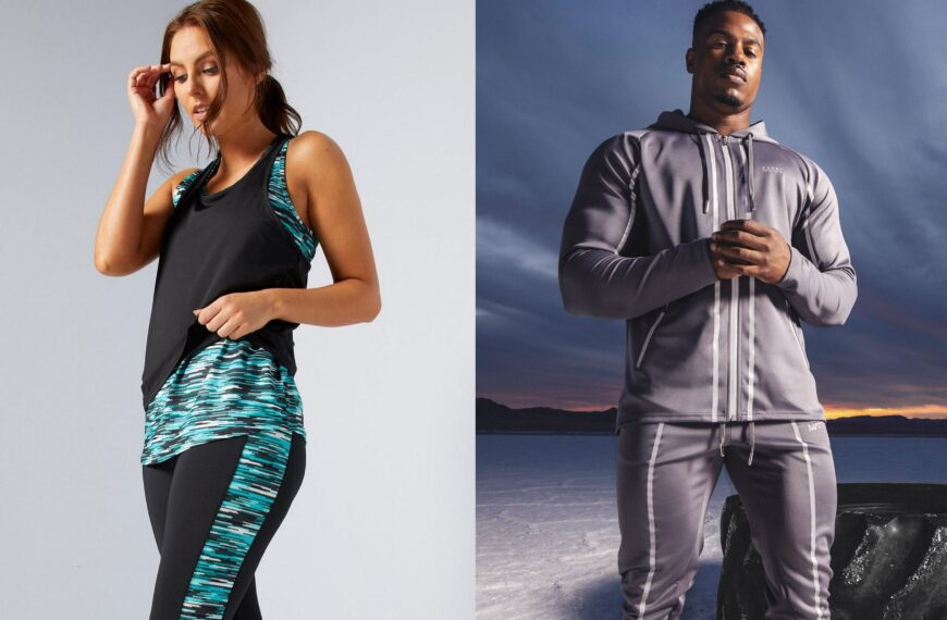 Time For An Activewear Upgrade? The Best Fitness Kit For Winter Workouts