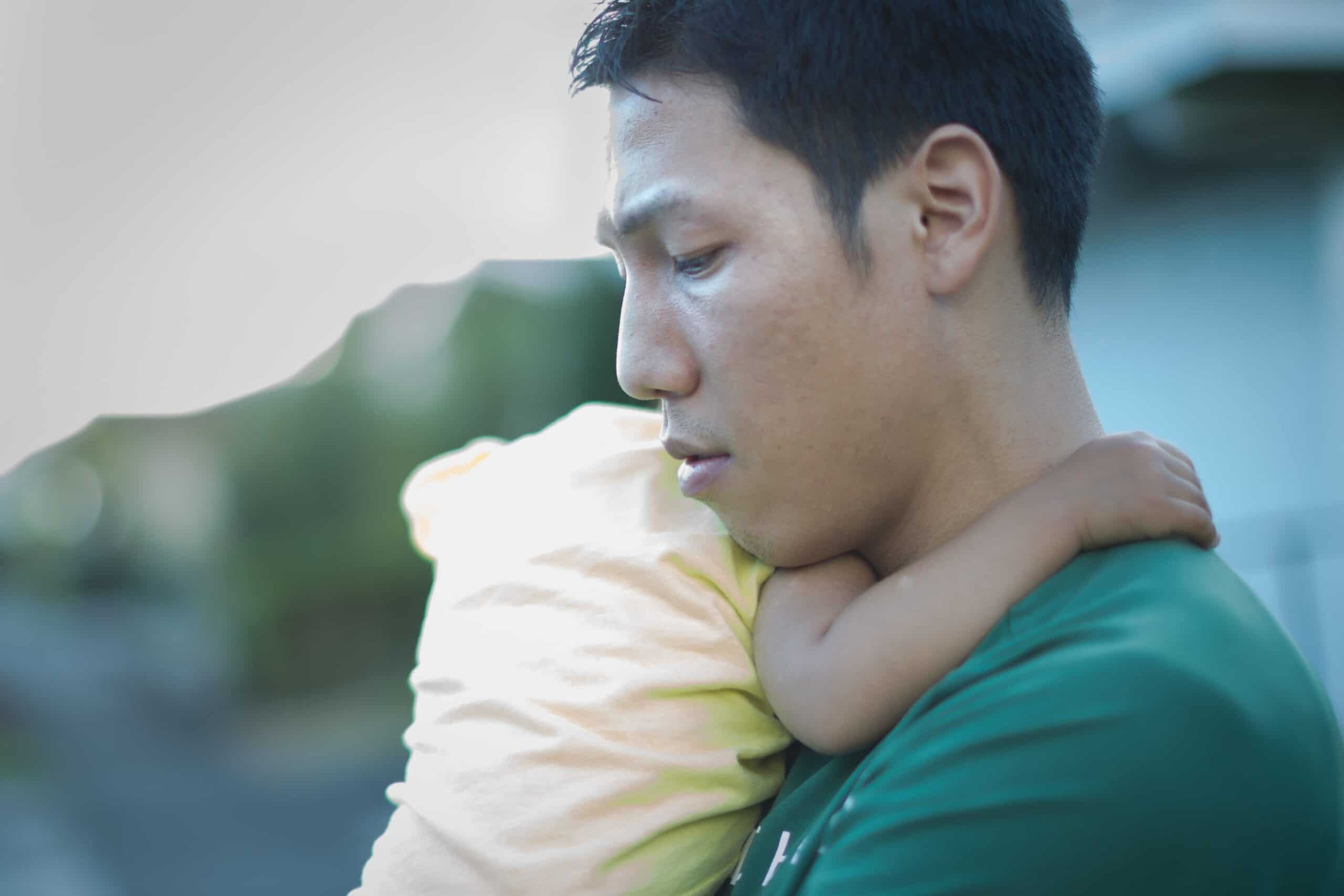 could I have Male Postnatal Depression