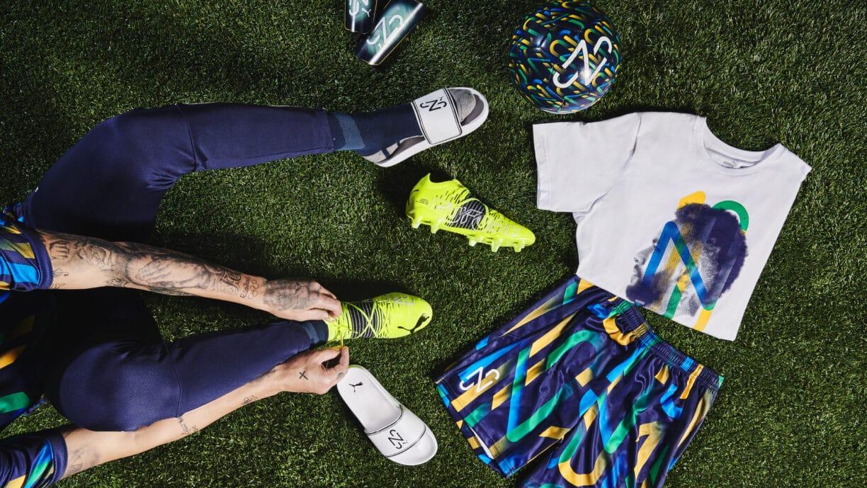 neymar puma fuzionfit boot 17