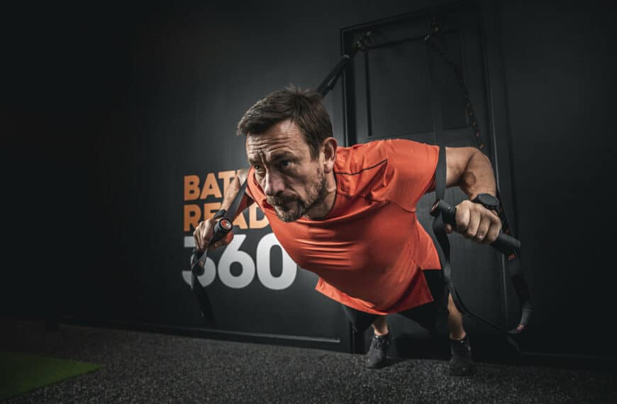 Ollie Ollerton Military Exercises To Ramp Up Your Workout Routine