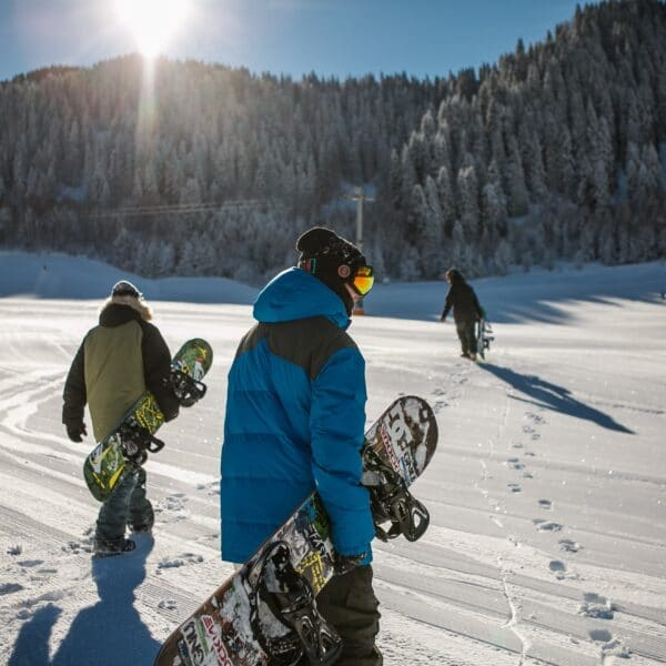 The Fitness Needed for These Snow-Bound Sports