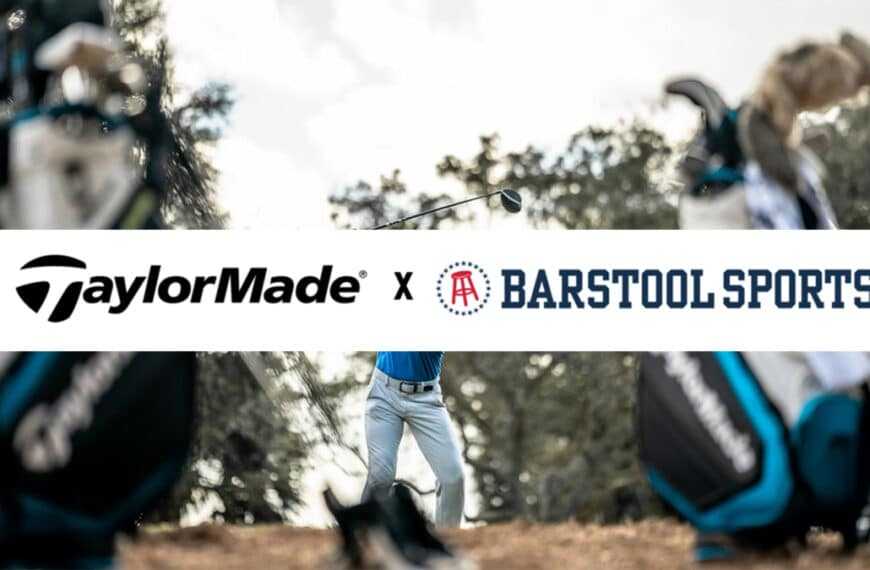 Taylormade Teams Up With Barstool Sports