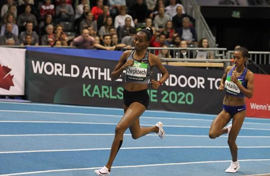 One Week To Go Until World Athletics Indoor Tour Kicks Off On Sunday In Fayetteville