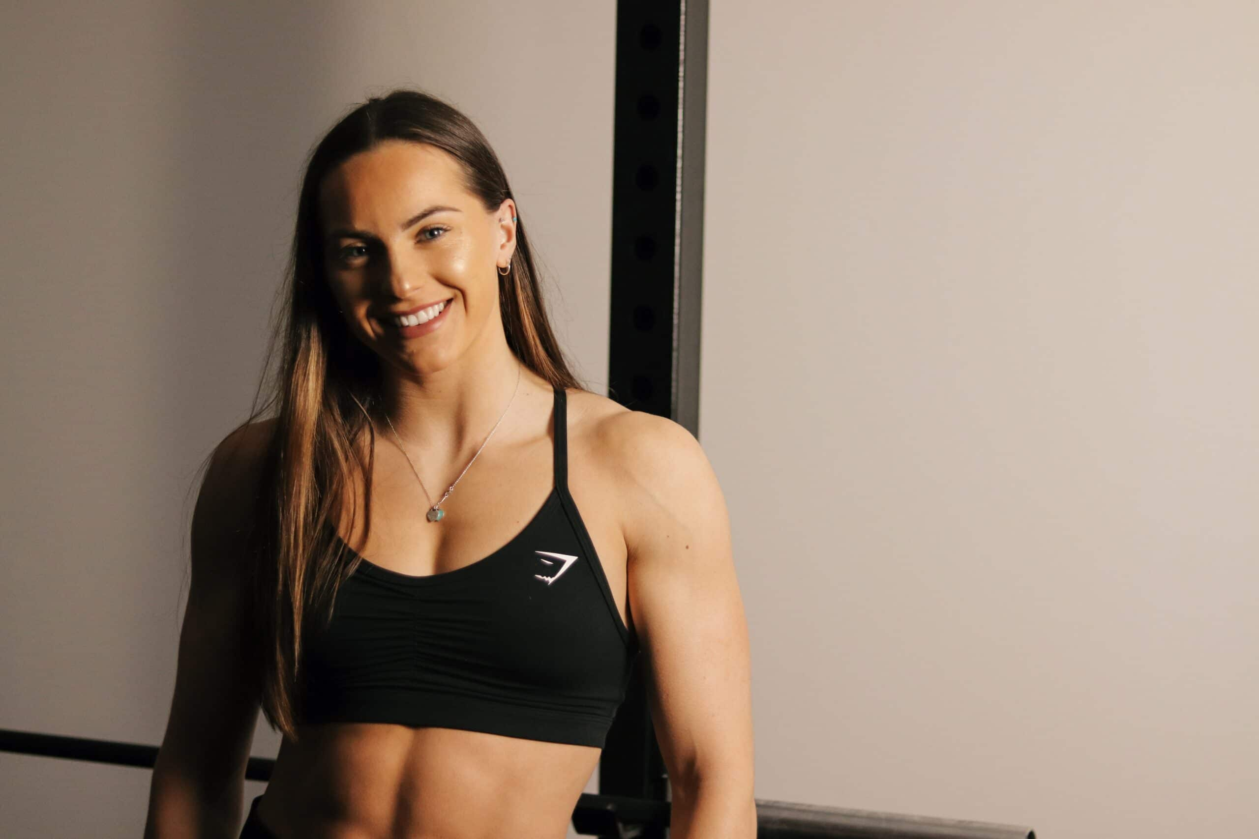 Gymshark Announce New Athlete Signing: Aimee Cringle