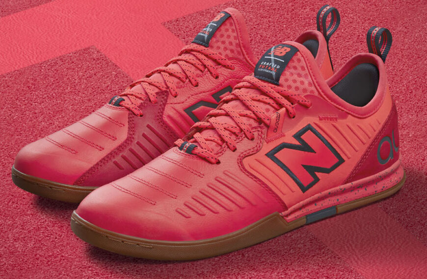 New Balance Introduces New Look Audazo For 2021