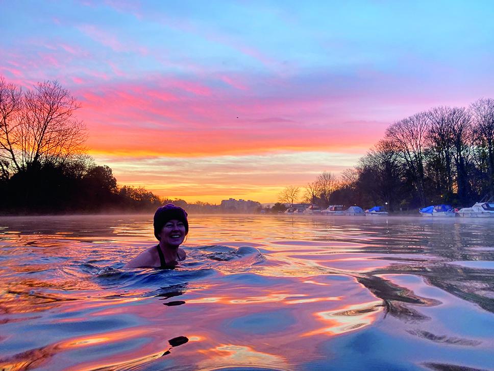 Outdoor Swimming Trends 2021