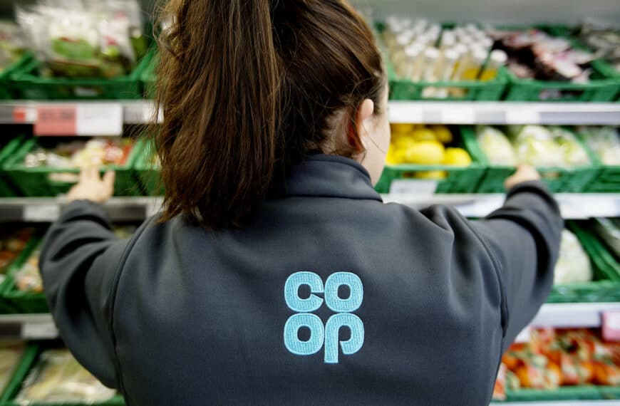 Co-Op Continues Focus On Colleague Wellbeing With Gympass Partnership