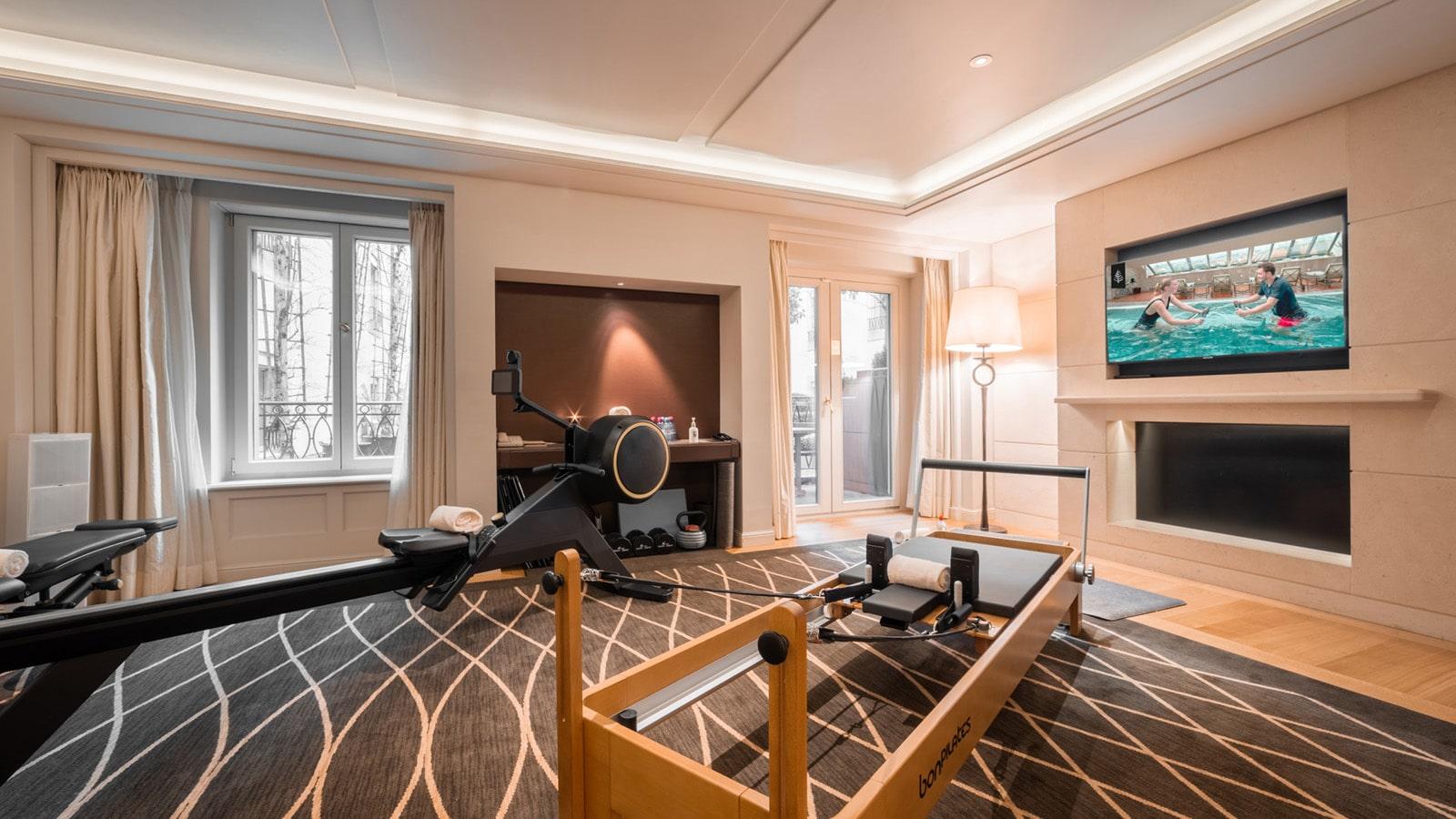 Four Seasons Hotel Des Bergues Geneva 1